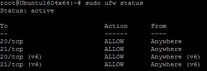 status - active